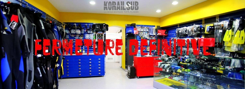 KORAIL SUB - La seule boutique 100% Plongée.